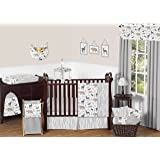 Woodland Tales 4 Piece Baby Crib Bedding Set By Lambs