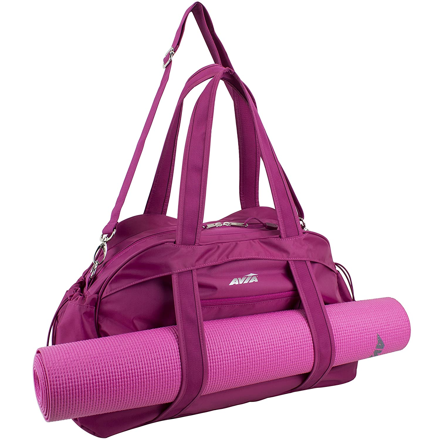 2ff9a527f97c Top 10 Best Women s Gym Bags Reviews 2018-2020 on Flipboard by Kinida