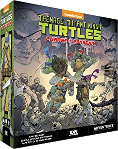 IDW Games Teenage Mutant Ninja Turtles Adventures - Change is Constant