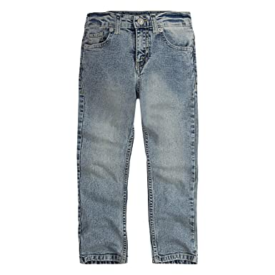 bd941bf23 Image Unavailable. Image not available for. Colour: Levi's Boys' Little 510  Skinny Fit Jeans ...