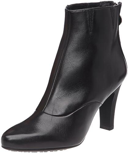 f3a7aafe5d Geox Donna Ella Stivali Boots Woman Black Size: 5: Amazon.co.uk ...