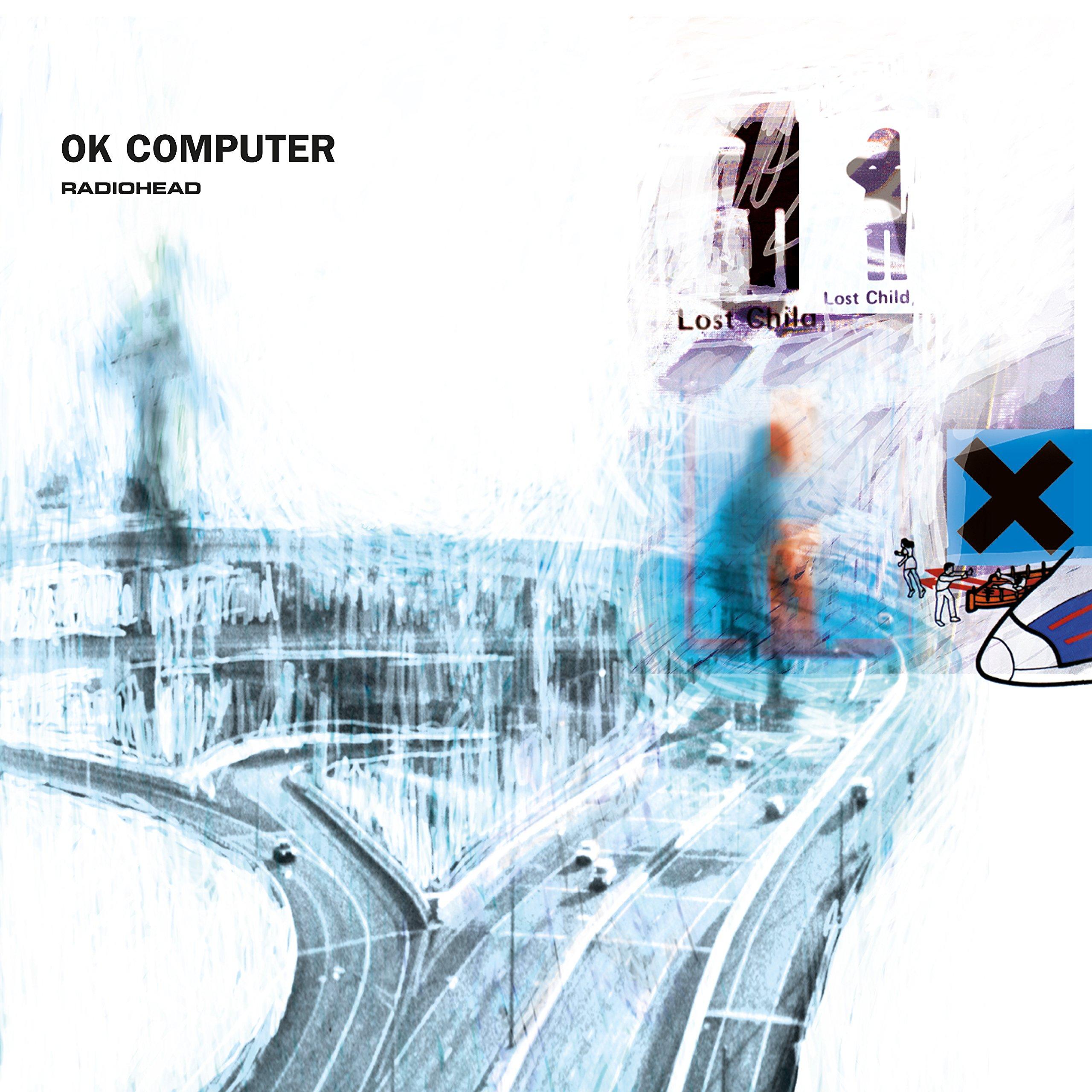 Vinilo : Radiohead - Ok Computer (180 Gram Vinyl, 2 Disc)