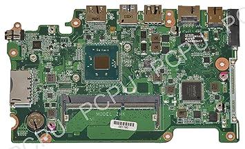 MRS11.001 Placa base refacción para notebook - Componente para ordenador portátil (Placa base, Aspire ES1-111M): Amazon.es: Informática