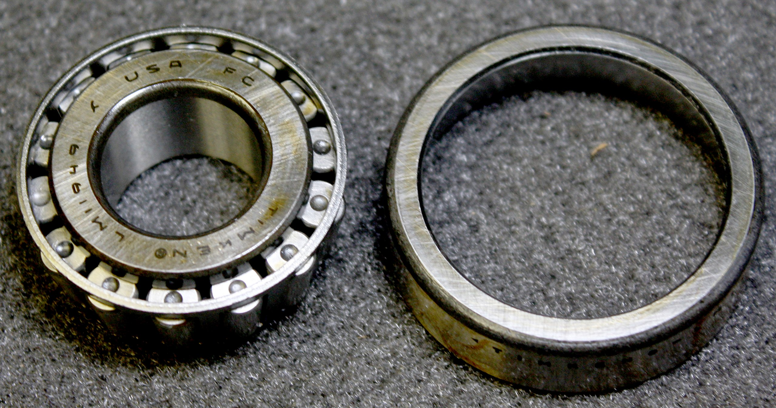 Timken 6x Timken Lm11949 Lm11910 Tapered Roller Bearing