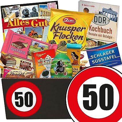 Geschenke 50 Geburtstag Schokolade Ostbox Papa Geburtstag 50
