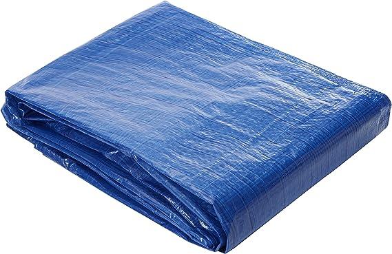 Toldo reforzado gramaje 90 grs, 3 x 4 m, color azul - Catral 560111: Amazon.es: Jardín