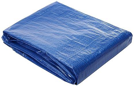 Toldo reforzado gramaje 90 grs, 4 x 6 m, color azul - Catral 560113: Amazon.es: Jardín