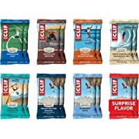 CLIF BARS - Energy Bars - Best Sellers Variety Pack- Made with Organic Oats - Plant Based - Vegetarian Food- Care…