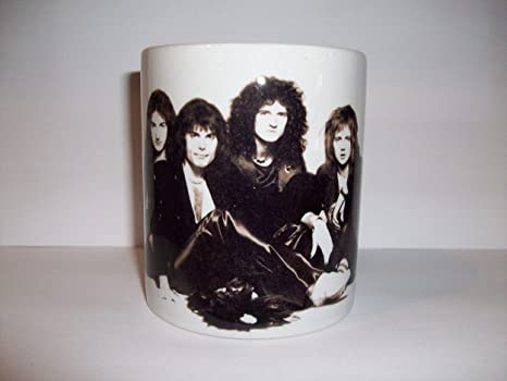 Filmcell Queen Mercury Factory Mug Cup The Freddie Music Memorabilia 4c5jAL3qR