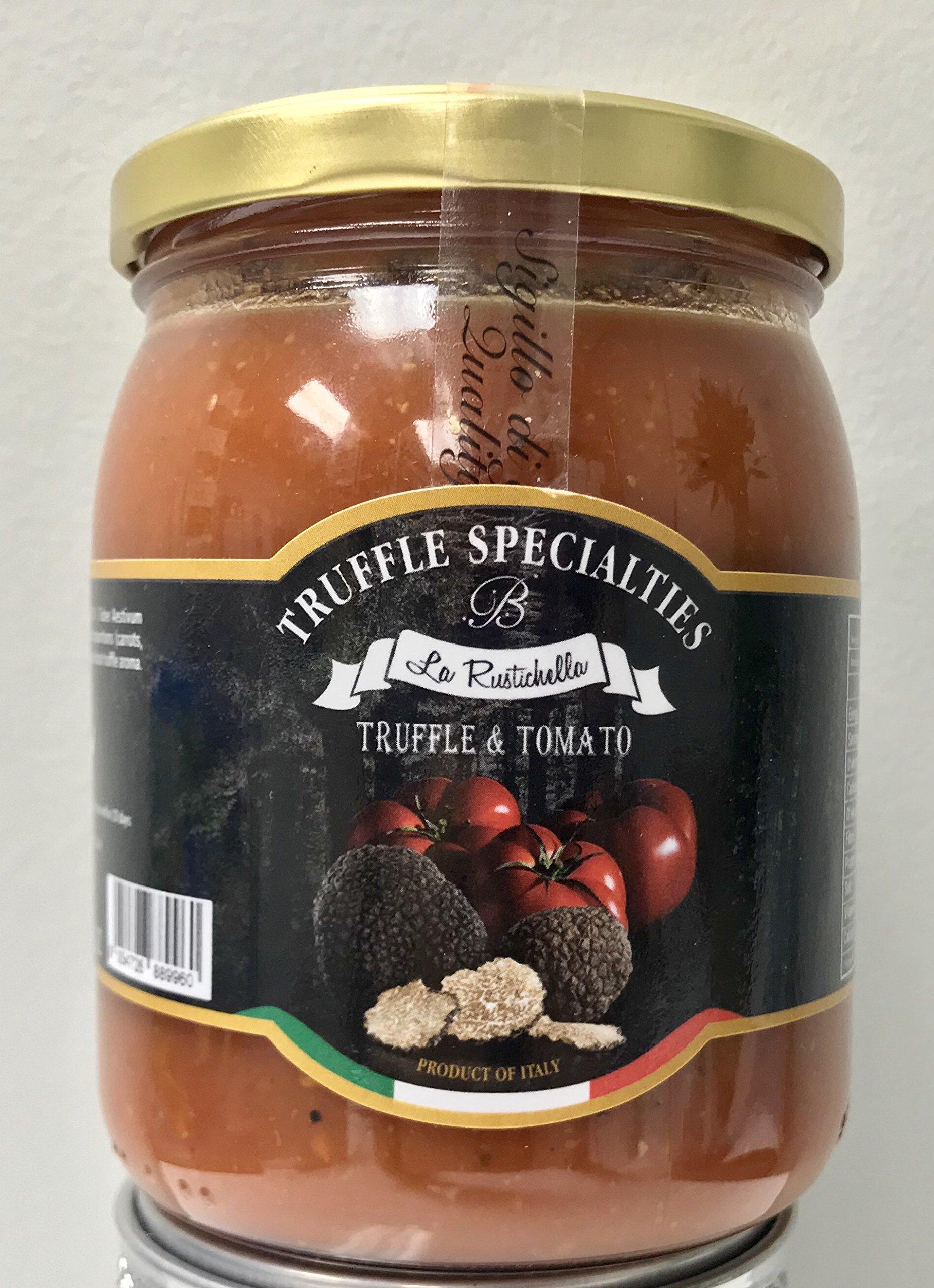La Rustichella Truffle & Tomato Sauce (17.6oz) by La Rustichella