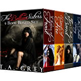 The Bellum Sisters Book Bundle (Paranormal Romance Adventures): 4-Book Boxed Set