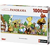 Nathan - 87601 - Puzzle - Fort Comme Astérix Panorama - 1000 Pièces