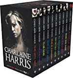 True Blood Boxed Set 2: CLUB DEAD / LIVING DEAD IN DALLAS / DEAD UNTIL DARK / DEAD TO THE WORLD / DEAD AS A DOORNAIL / DEFINITELY DEAD  / ALL TOGETHER ... / A TOUCH OF DEAD (Sookie Stackhouse Vampire)