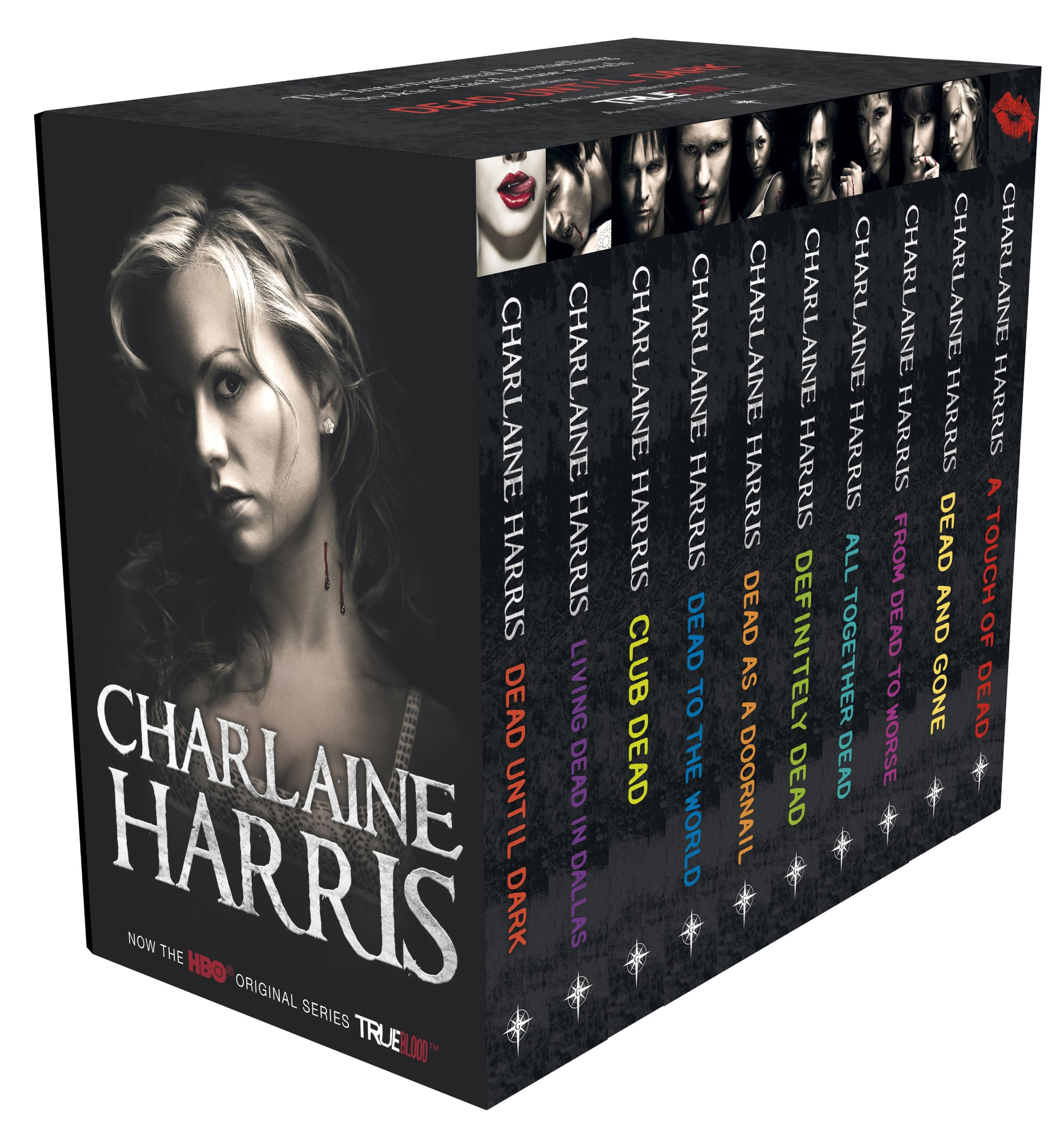 True Blood Boxed Set 2 (sookie Stackhouse Vampire): Amazon: Charlaine  Harris: 8601300346212: Books