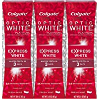 3-Pack Colgate Optic White Express White Whitening Toothpaste