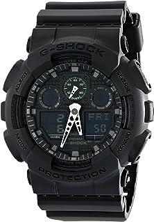 Amazon.com  Casio Men s GD100-1BCR G-Shock X-Large Black Multi ... 4fdb372390