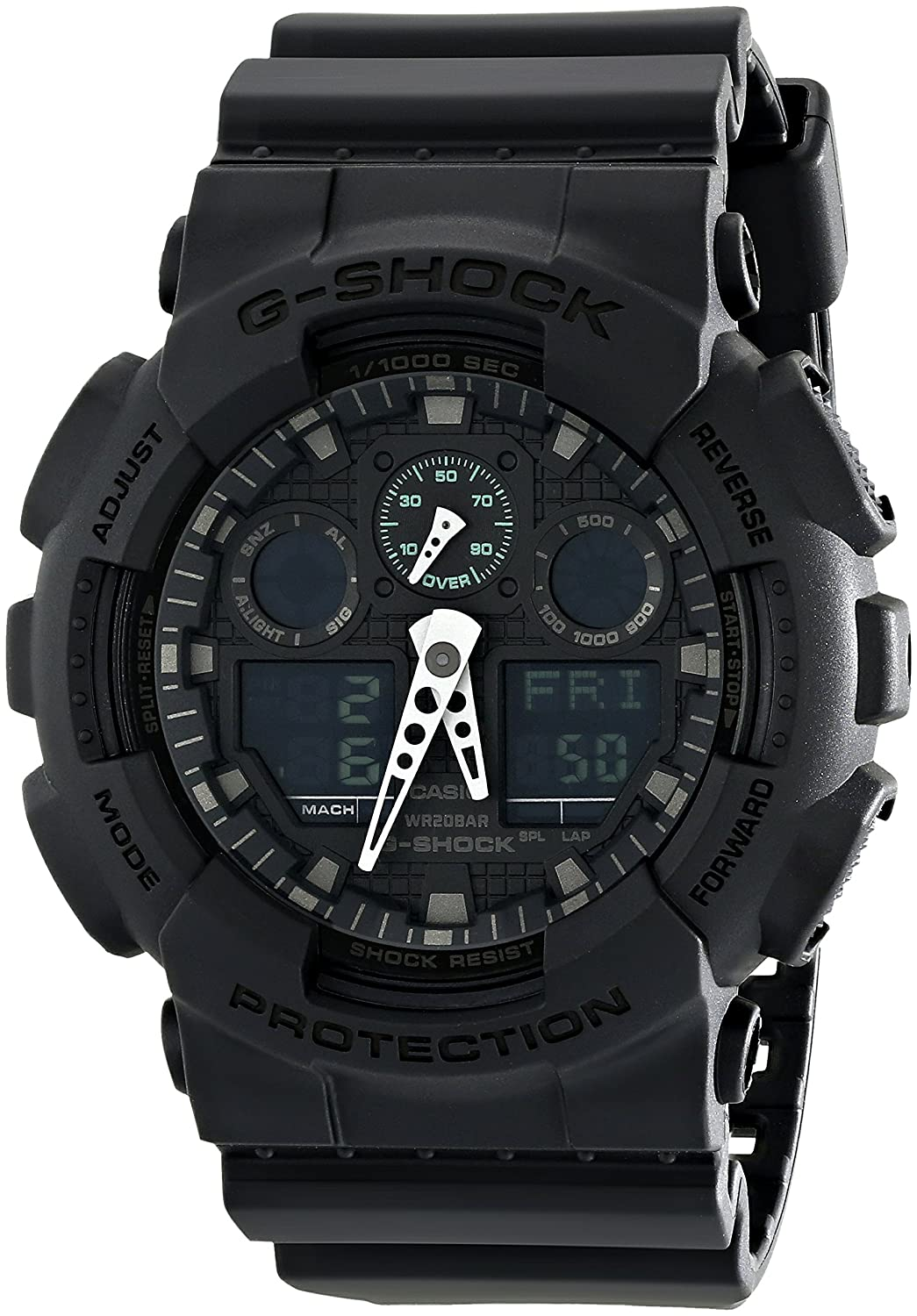 Casio Men's G-Shock GA100MB-1A