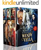 The Sinclair & Raven Series: (Books 1-3) A Regency Romance Collection