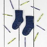 Hot Feet Toddler Boys 5PK Crew Thermal Socks - 3