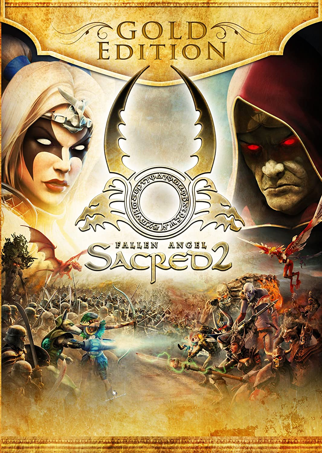 Amazon com: Sacred 2 Gold Edition [Online Game Code]: Video Games