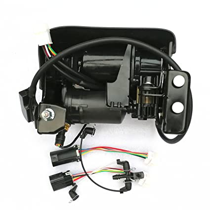 Amazon.com: OEM Air Suspension Compressor Pump for Cadillac Escalade on golf cart independent rear suspension, golf cart rear lift kit, golf cart coil springs, golf cart stretch kit,