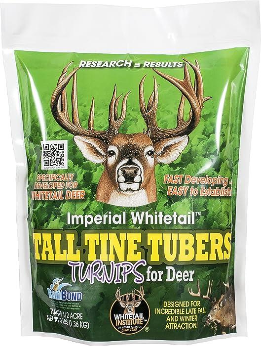 The Best Deer Food Plot Turnips