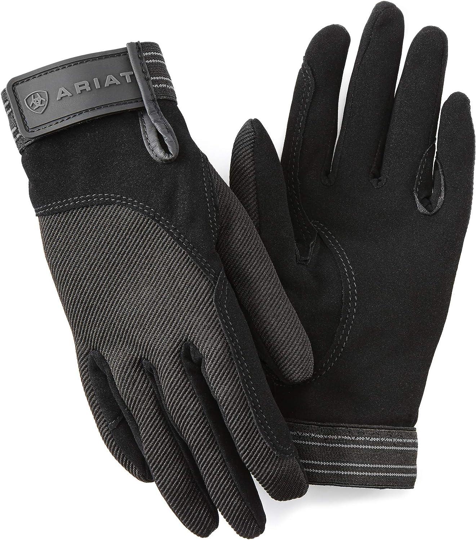ARIAT tek Grip Glove Navy