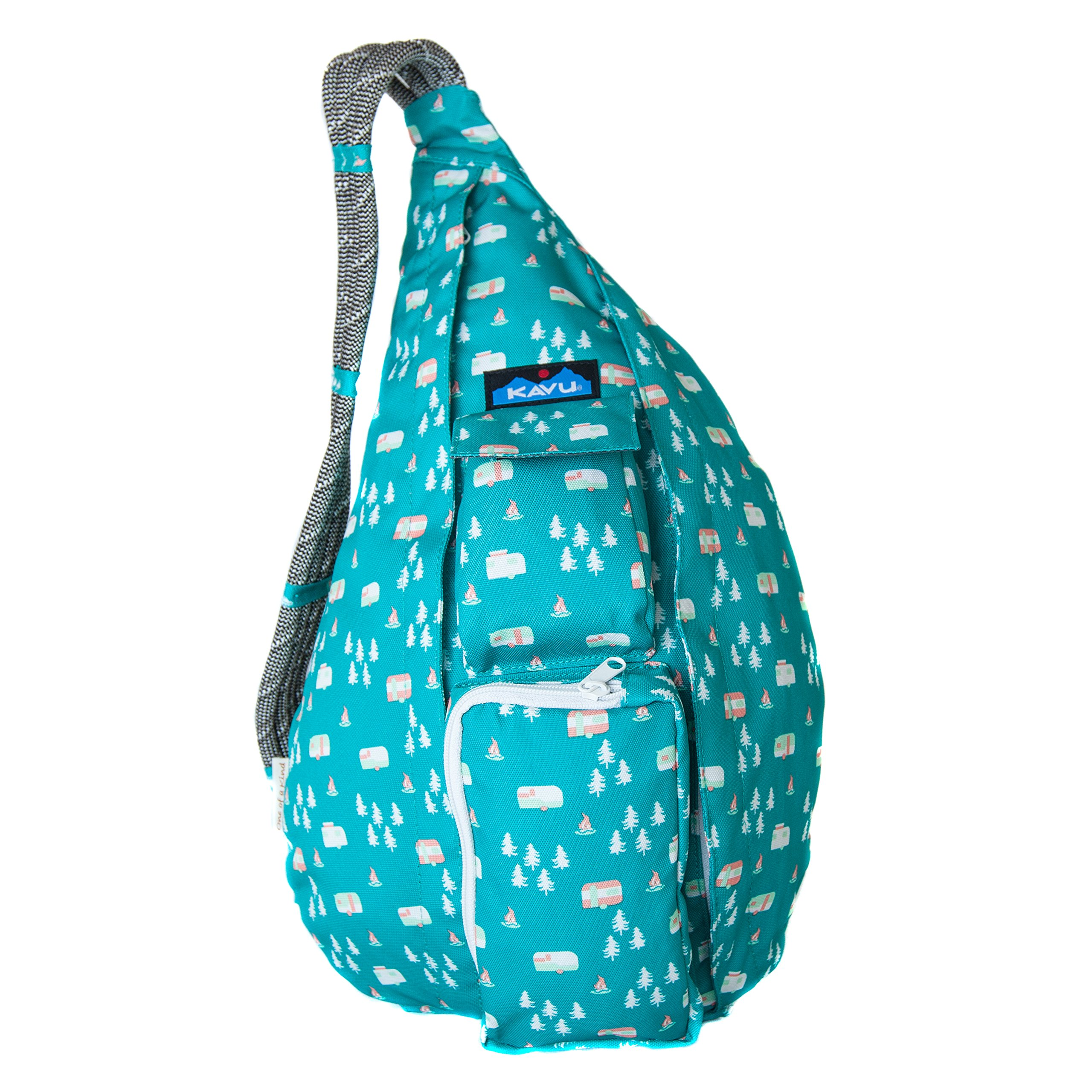 KAVU Rope Sling Bag - Camp Life