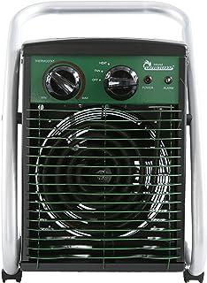 bio green electric fan heater for greenhouses palma basic 1500 w rh amazon ca