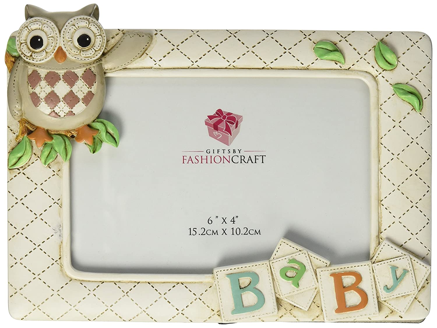 Fashioncraft Baby Owl Frame from Gifts 12809