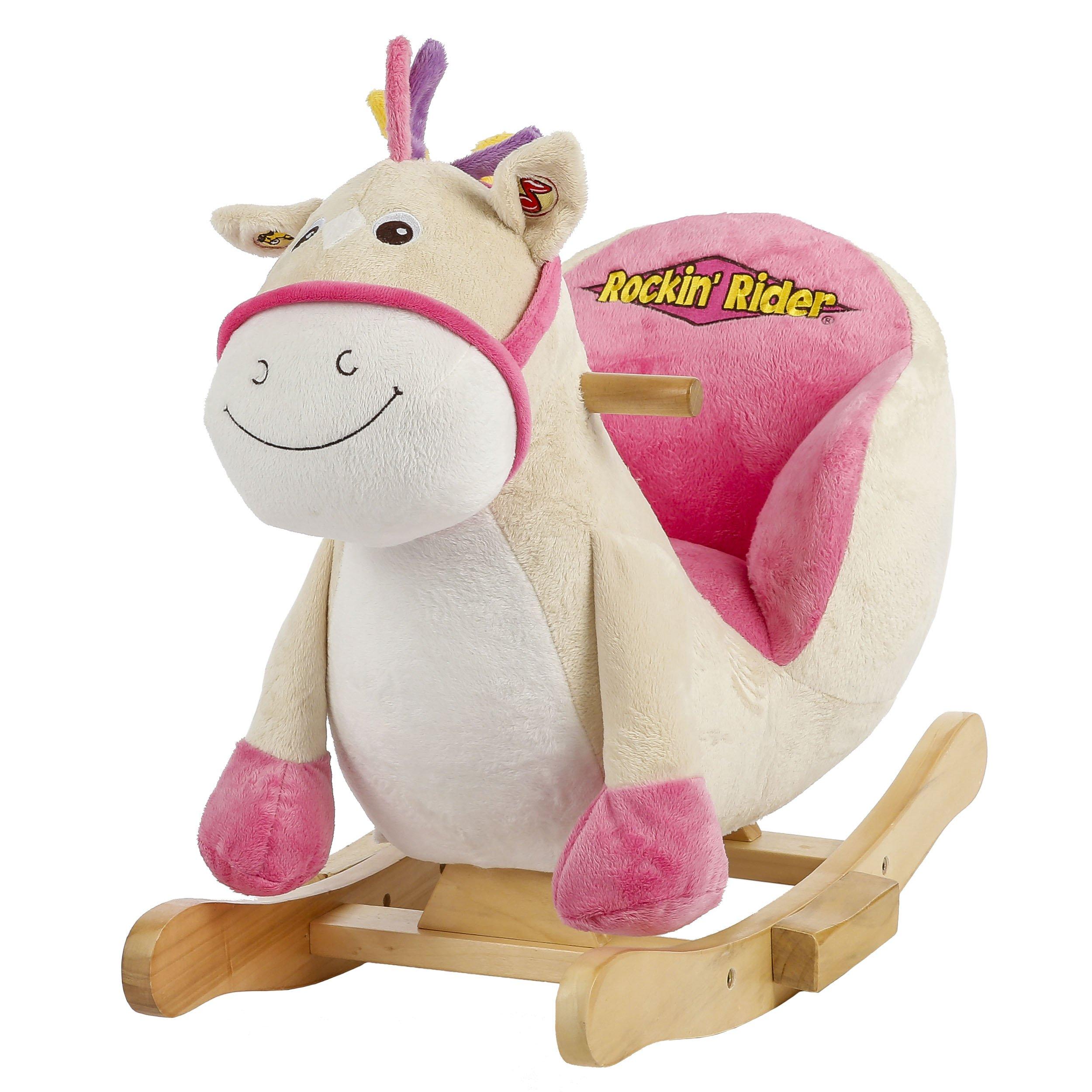 Rockin' Rider Giggles Baby Rocker Ride On