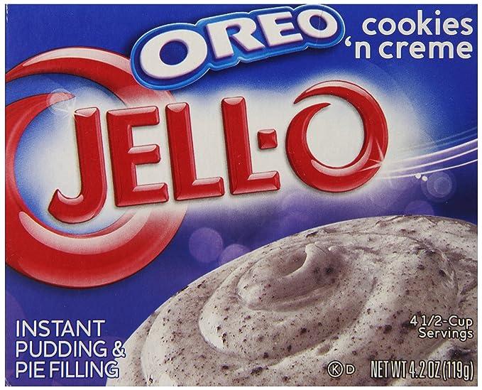Oreo Cookies n Crème, Pudine para cocinar - 119 ...