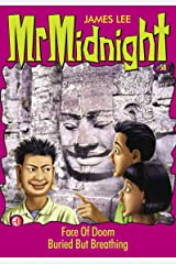 Mr Midnight #58: Face Of Doom; Buried But Breathing Kindle Edition