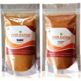 IYER AATHU Sambar and Rasam Powder, 100g - Pack of 2