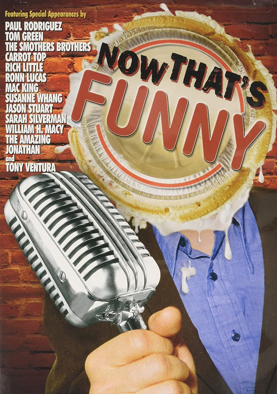 Amazon.com: Now That's Funny: Andy Dick, Carrot Top, Tom Green: Movies & TV