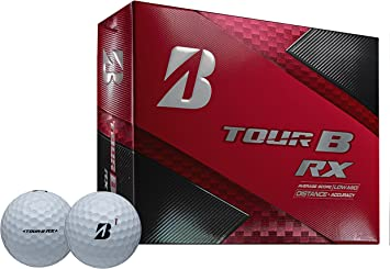 Bridgestone Golf Tour B RX Golf Balls (One Dozen)