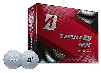 Pelotas de golf Bridgestone Golf Tour B RX, 760778083079, blanco: Amazon.es: Deportes y aire libre