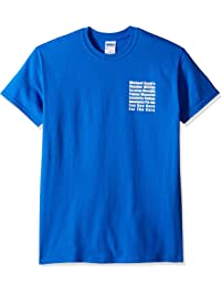 f8819eb9 T-Line Mens The Office Tv Series Fun Run Graphic T-Shirt T-