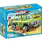 Playmobil - 6889 - Camp SUVs avec kayaks