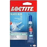 Henkel Instant Glass Glue, Multi-Colour, 1.52 x 9.62 x 16.48 cm