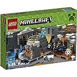 Lego Minecraft - 21124 - Jeu de Construction - Le Portail de l'Air