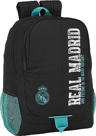 Safta Day Pack Adapt.Carro Real Madrid 2ª Equi: Amazon.es: Ropa y ...