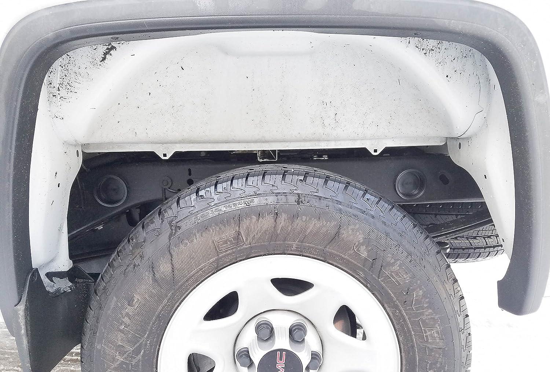 Amazon.com: Frame Tube Hole Plugs for Chevrolet Silverado GMC Sierra ...