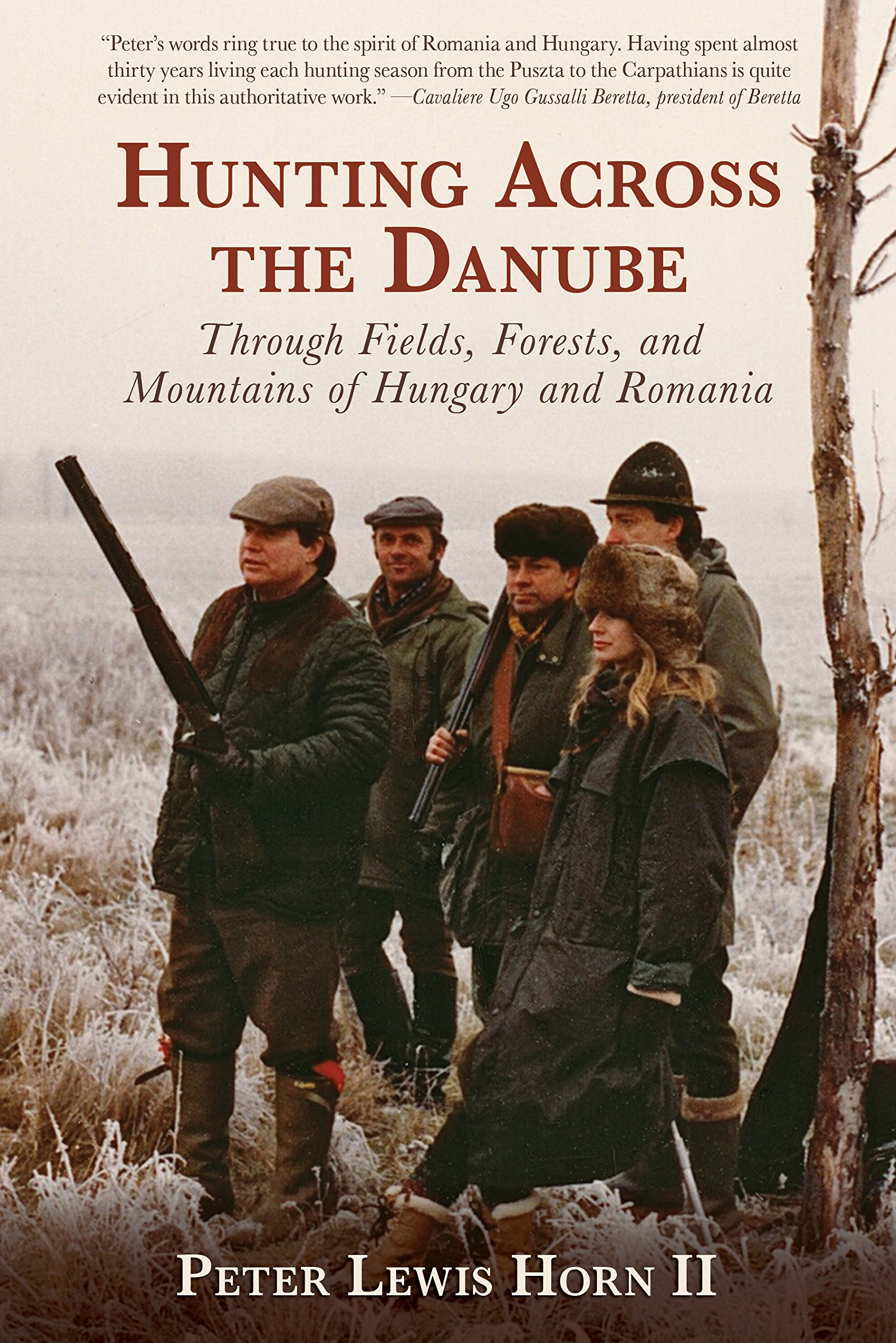Hunting Across Danube Through Mountains product image