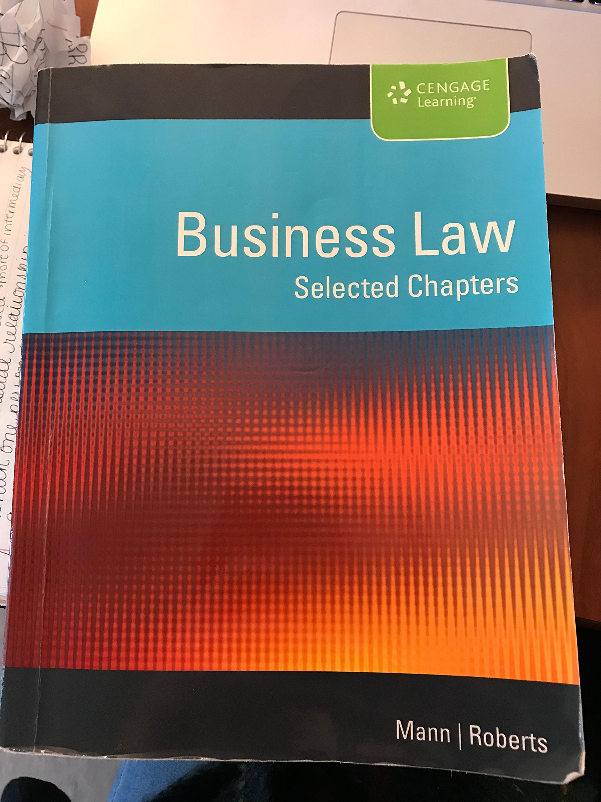 Read Online Smith and Roberson's Business Law, 17th Edition ebook