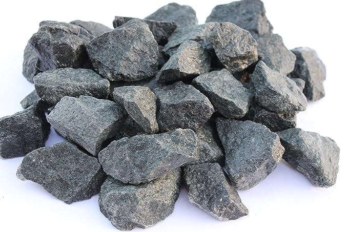 Piedras de sauna Premium Lavar - diabasa de para todas las estufas ...