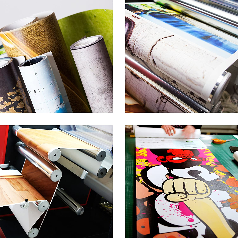 Murando - Fototapete 400x280 cm - Vlies Tapete Tapete Tapete - Moderne Wanddeko - Design Tapete - Wandtapete - Wand Dekoration - Abstrakt Gold a-A-0084-a-d B01C5TF0S0 Wandtattoos & Wandbilder 959979