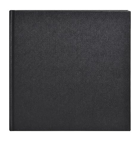 GOLDLINE A3 /& A4 BLACK HARDBACK SPIRAL BOUND ARTIST SKETCH DRAWING BOOKS PADS