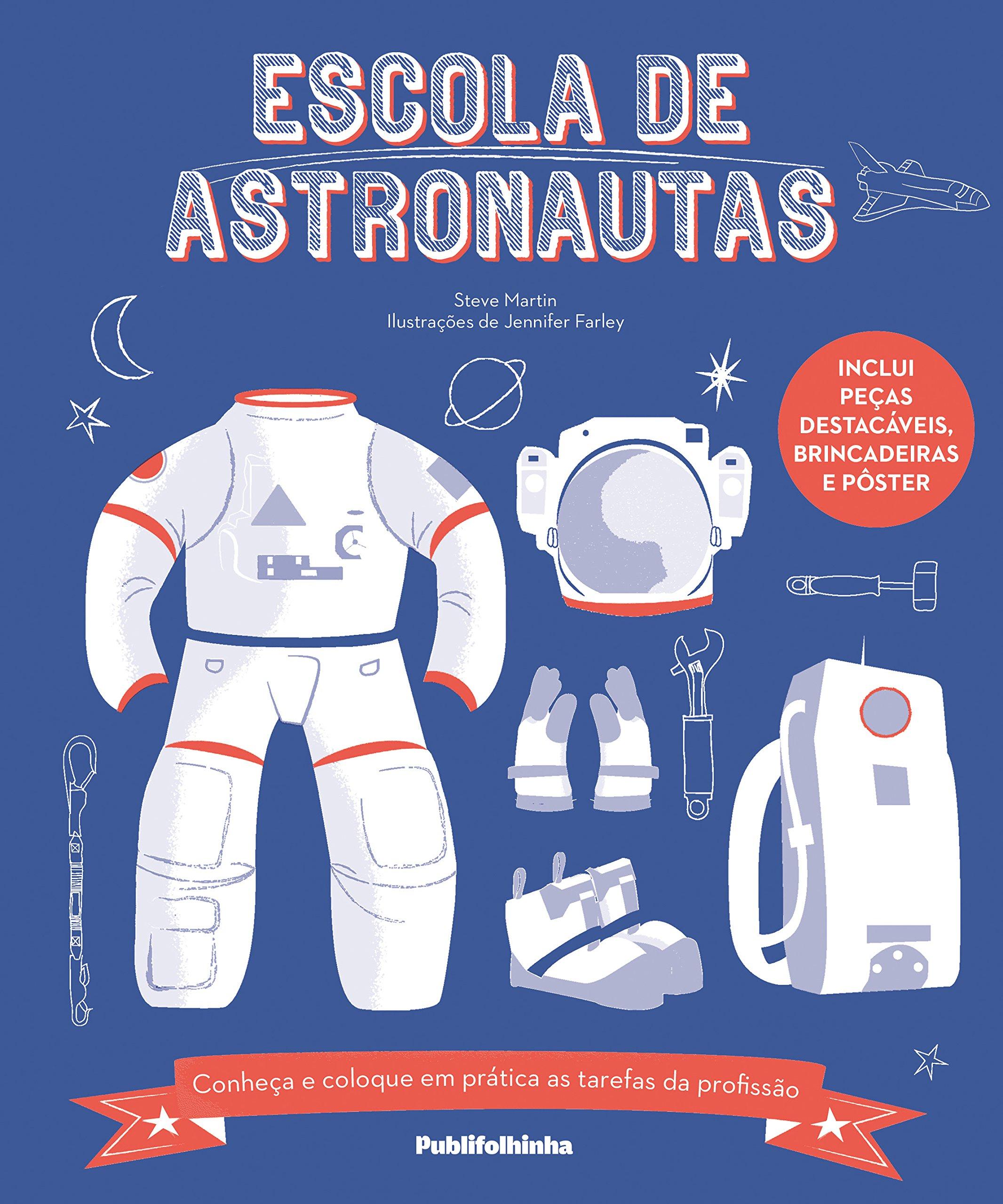 Amazon.com: Escola de Astronautas (Em Portugues do Brasil ...