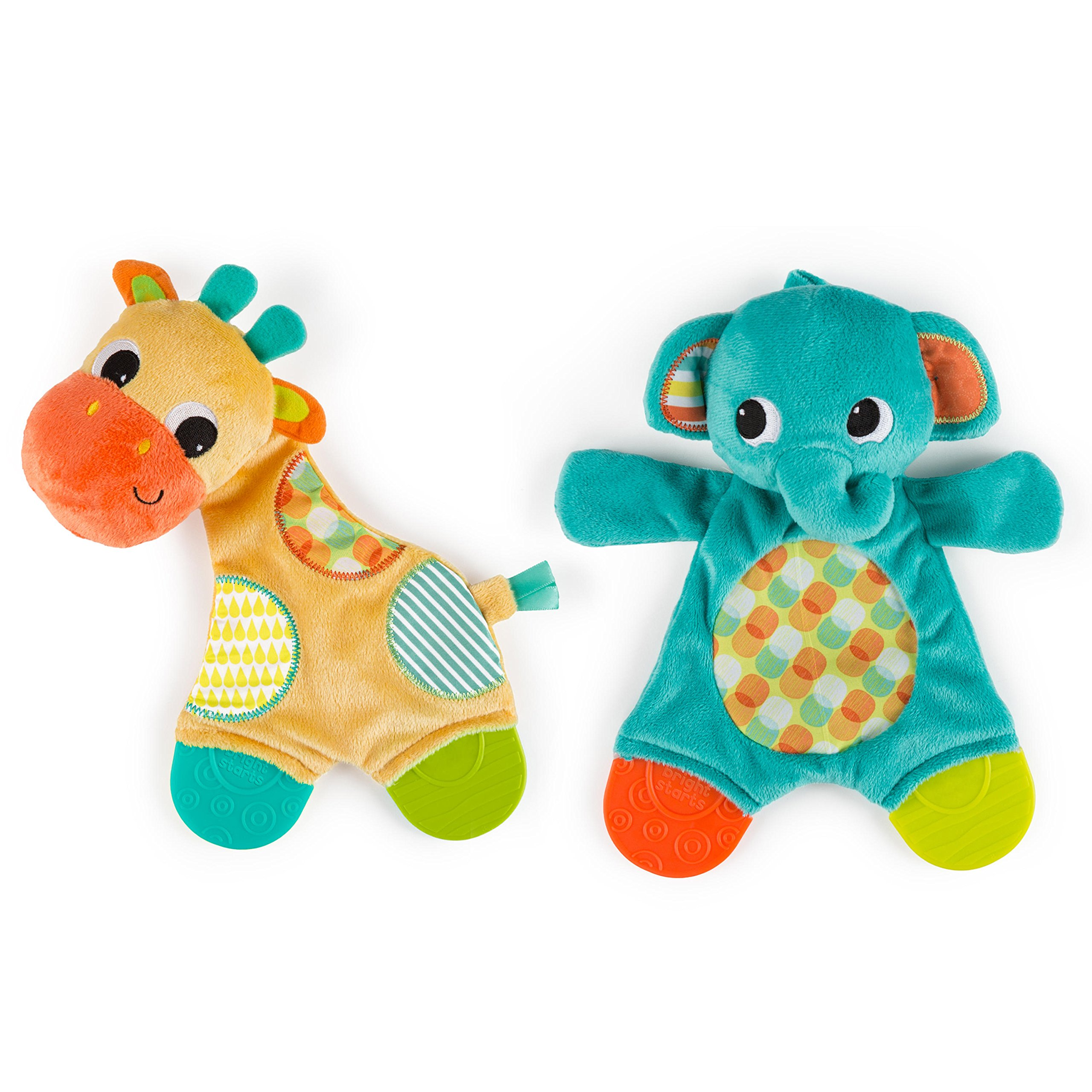 Bright Starts Snuggle Teether Assorted